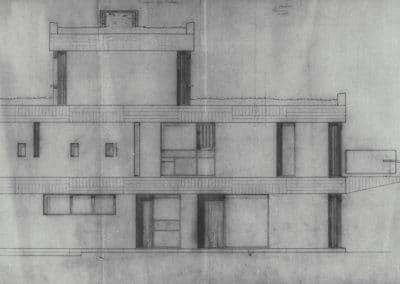 Maisons Jaoul - Le Corbusier 1954 (9)
