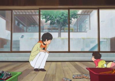 Miraï, ma petite sœur - Mamoru Hosoda 2018 (2)