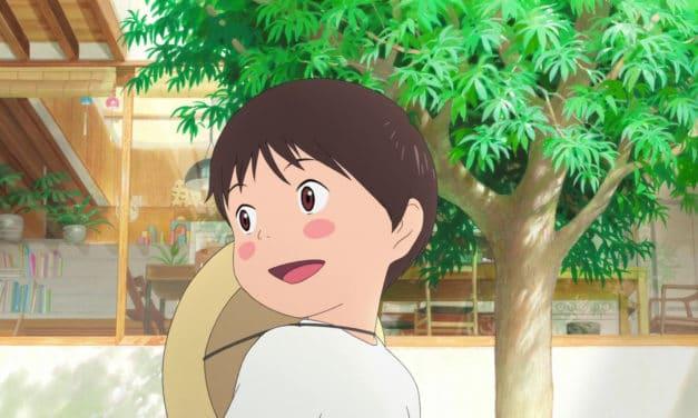 Miraï, ma petite sœur – Mamoru Hosoda