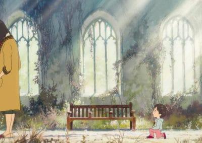 Miraï, ma petite sœur - Mamoru Hosoda 2018 (9)
