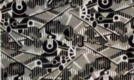 Motifs textiles de la Russie post-Révolutionnaire