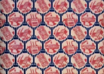 Motifs textiles de Russie post-Révolutionnaire 1920 (12)