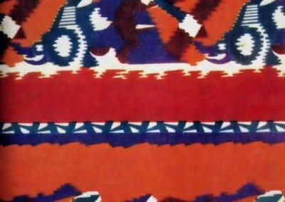 Motifs textiles de Russie post-Révolutionnaire 1920 (20)