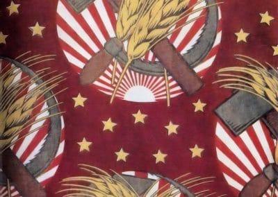 Motifs textiles de Russie post-Révolutionnaire 1920 (21)