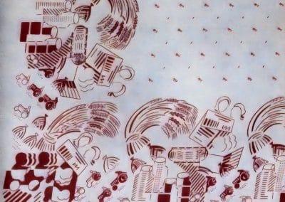 Motifs textiles de Russie post-Révolutionnaire 1920 (23)