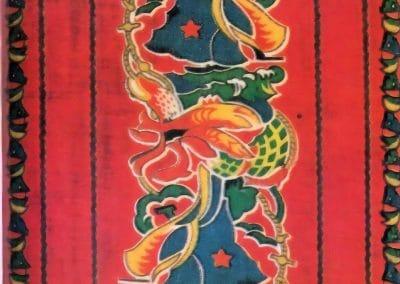 Motifs textiles de Russie post-Révolutionnaire 1920 (24)