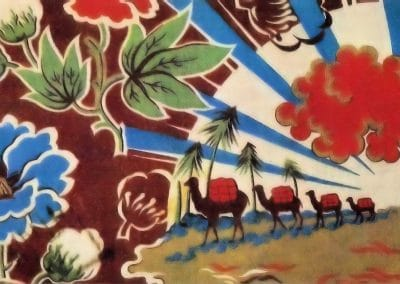 Motifs textiles de Russie post-Révolutionnaire 1920 (29)