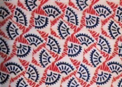 Motifs textiles de Russie post-Révolutionnaire 1920 (3)