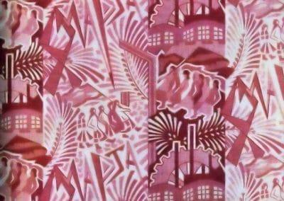 Motifs textiles de Russie post-Révolutionnaire 1920 (30)