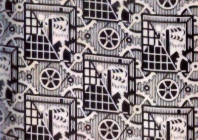 Motifs textiles de Russie post-Révolutionnaire 1920 (5)