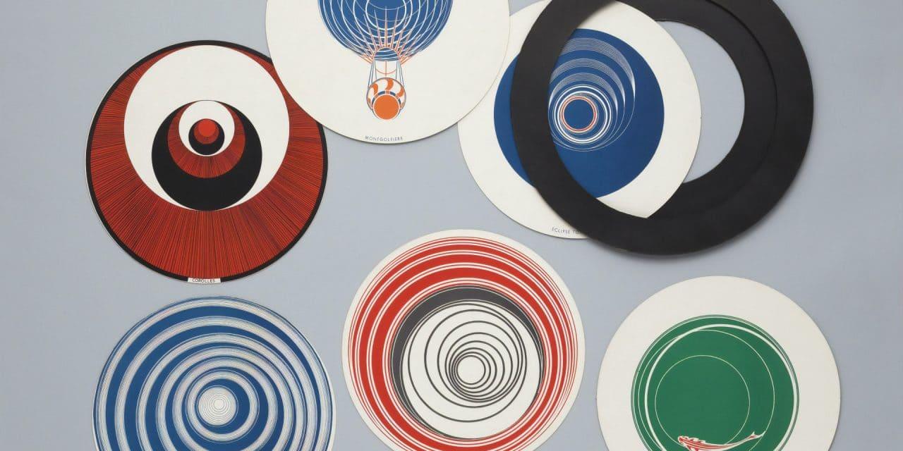 Rotoreliefs – Marcel Duchamp