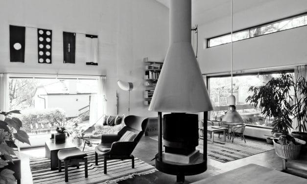 Villa Erskine – Ralph Erskine