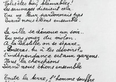 A Fernand Fontaine - Paul Eluard 1915