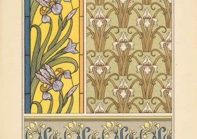 La plante et ses applications ornementales - Eugène Grasset 1898 (1)