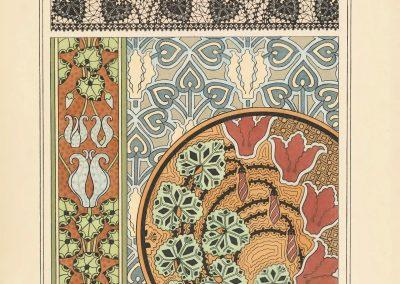 La plante et ses applications ornementales - Eugène Grasset 1898 (12)