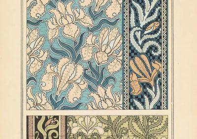 La plante et ses applications ornementales - Eugène Grasset 1898 (2)