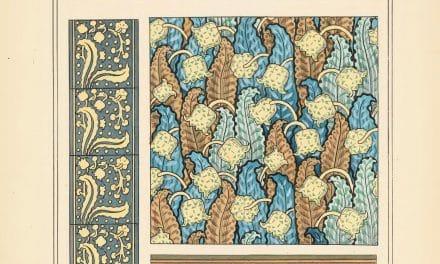 La plante et ses applications ornementales – Eugène Grasset