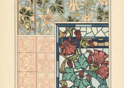 La plante et ses applications ornementales - Eugène Grasset 1898 (6)