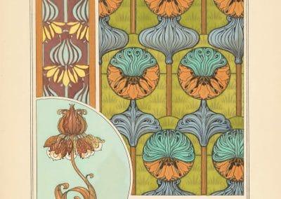 La plante et ses applications ornementales - Eugène Grasset 1898 (9)