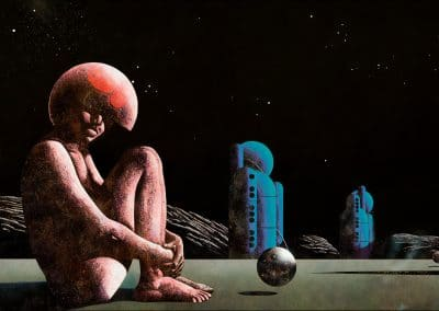 Science-fiction - Dan McPharlin 1990 (1)