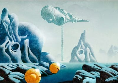 Science-fiction - Dan McPharlin 1990 (10)