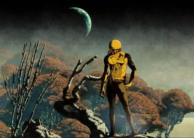 Science-fiction - Dan McPharlin 1990 (4)