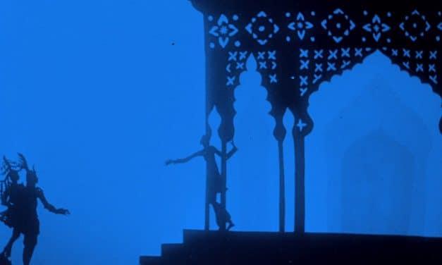 Les aventures du Prince Ahmed – Lotte Reiniger