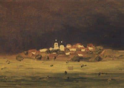 After the rain - Arkhip Kuindzhi (1895)