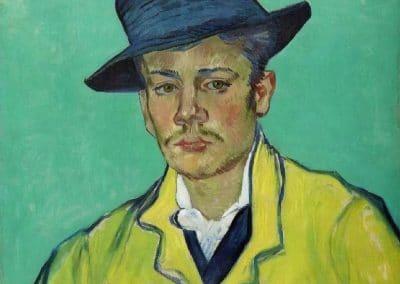 Armand Roulin - Vincent van Gogh (1888)
