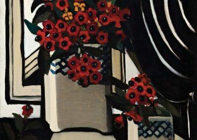 Australian glory flowers - Margaret Rose Preston (1923)
