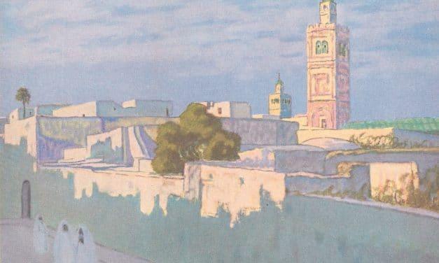 Tunis et Kairouan – Mathilde Arbey