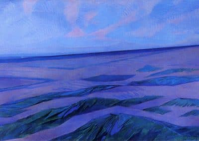 Dune landscape - Piet Mondrian (1911)
