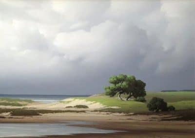 Dunes du nord - Pierre de Clausade (1961)