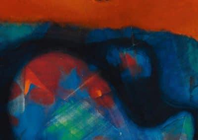Haut et bas - Max Ernst (1959)