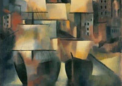 La vieille marine - Gustave Buchet (1955)