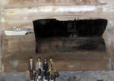 Le port - Ignacio Iturria (1990)