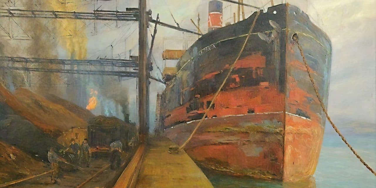 Au cul des navires – Alain Jégou