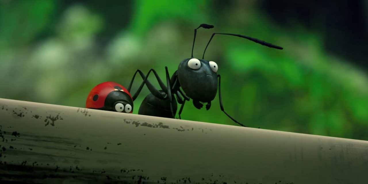 Minuscule, la vallée des fourmis perdues –  Thomas Szabo