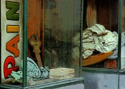 New York up & down - Frank Horvat 1980 (12)