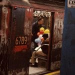New York up & down – Frank Horvat