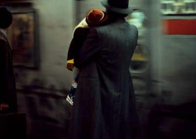 New York up & down - Frank Horvat 1980 (32)