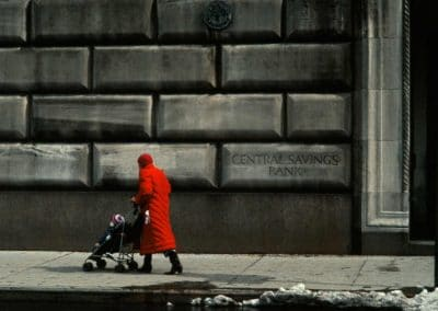 New York up & down - Frank Horvat 1980 (39)