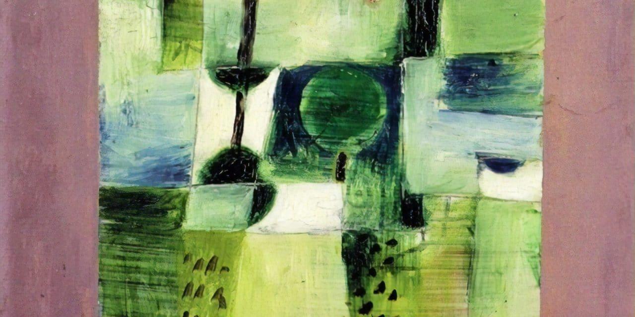 Le rideau flotte au vent – Guillain Méjane