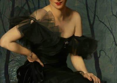Pauline in Paris - Herbert James Gunn (1939)