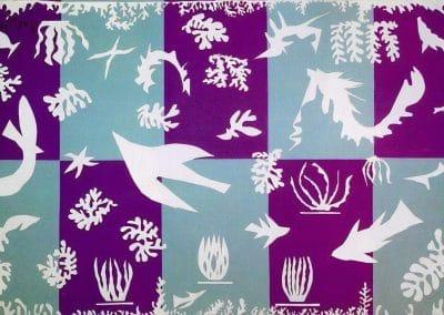 Polynesia, la mer - Henri Matisse (1946)