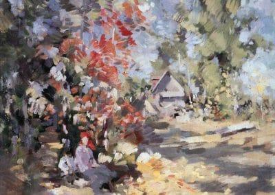 Printemps - Konstantin Korovin (1907)
