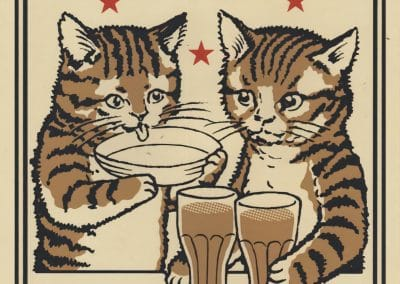 Boîtes d'allumettes chats en soirée - Arna Miller 2018 (13)