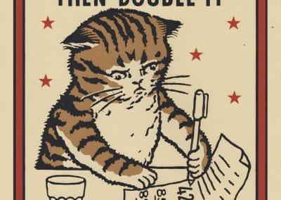 Boîtes d'allumettes chats en soirée - Arna Miller 2018 (14)