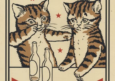 Boîtes d'allumettes chats en soirée - Arna Miller 2018 (20)