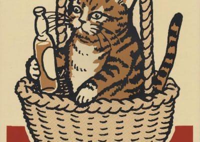 Boîtes d'allumettes chats en soirée - Arna Miller 2018 (9)